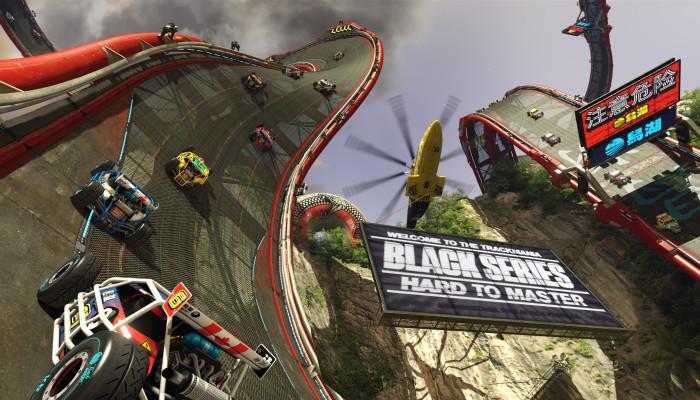к игре Trackmania: Turbo
