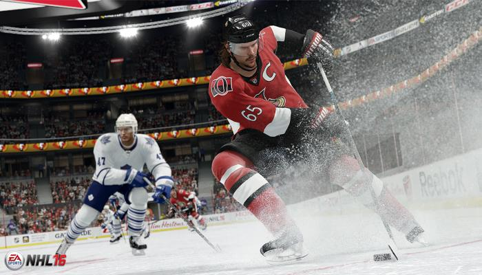 к игре NHL 16