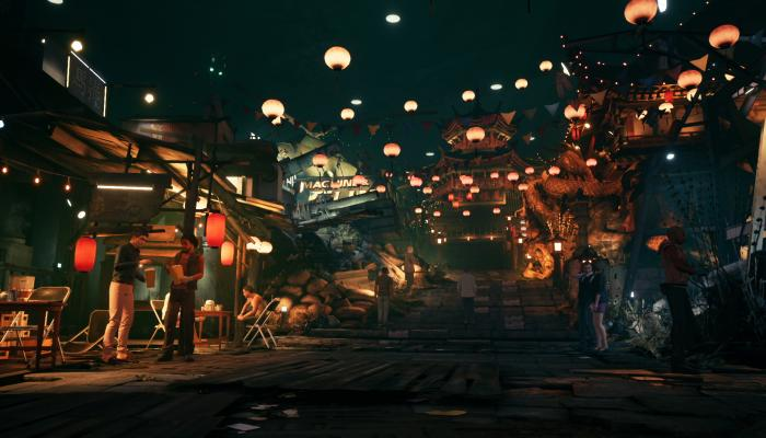 к игре Final Fantasy VII Remake