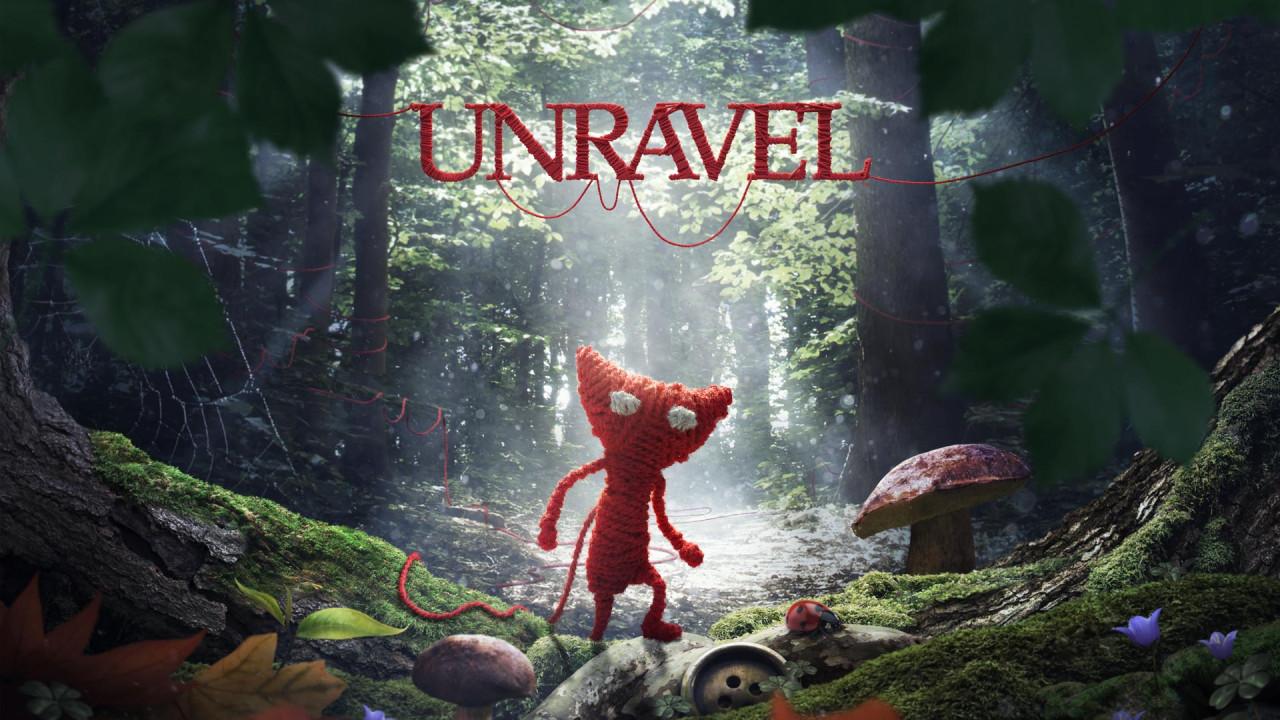 unravel игра дата