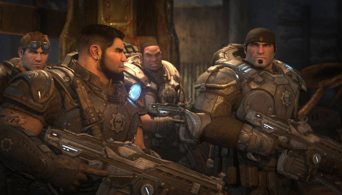 к игре Gears of War: Ultimate Edition