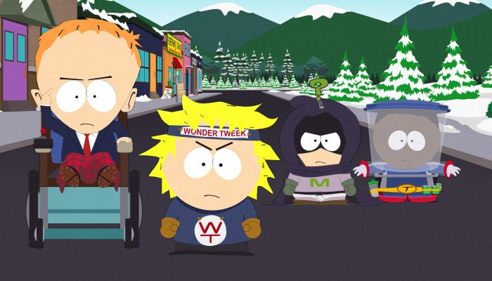 к игре South Park: The Fractured but Whole