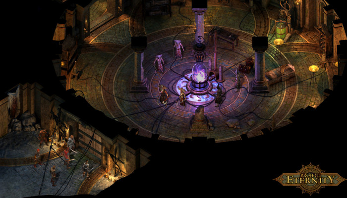 к игре Pillars of Eternity: The White March