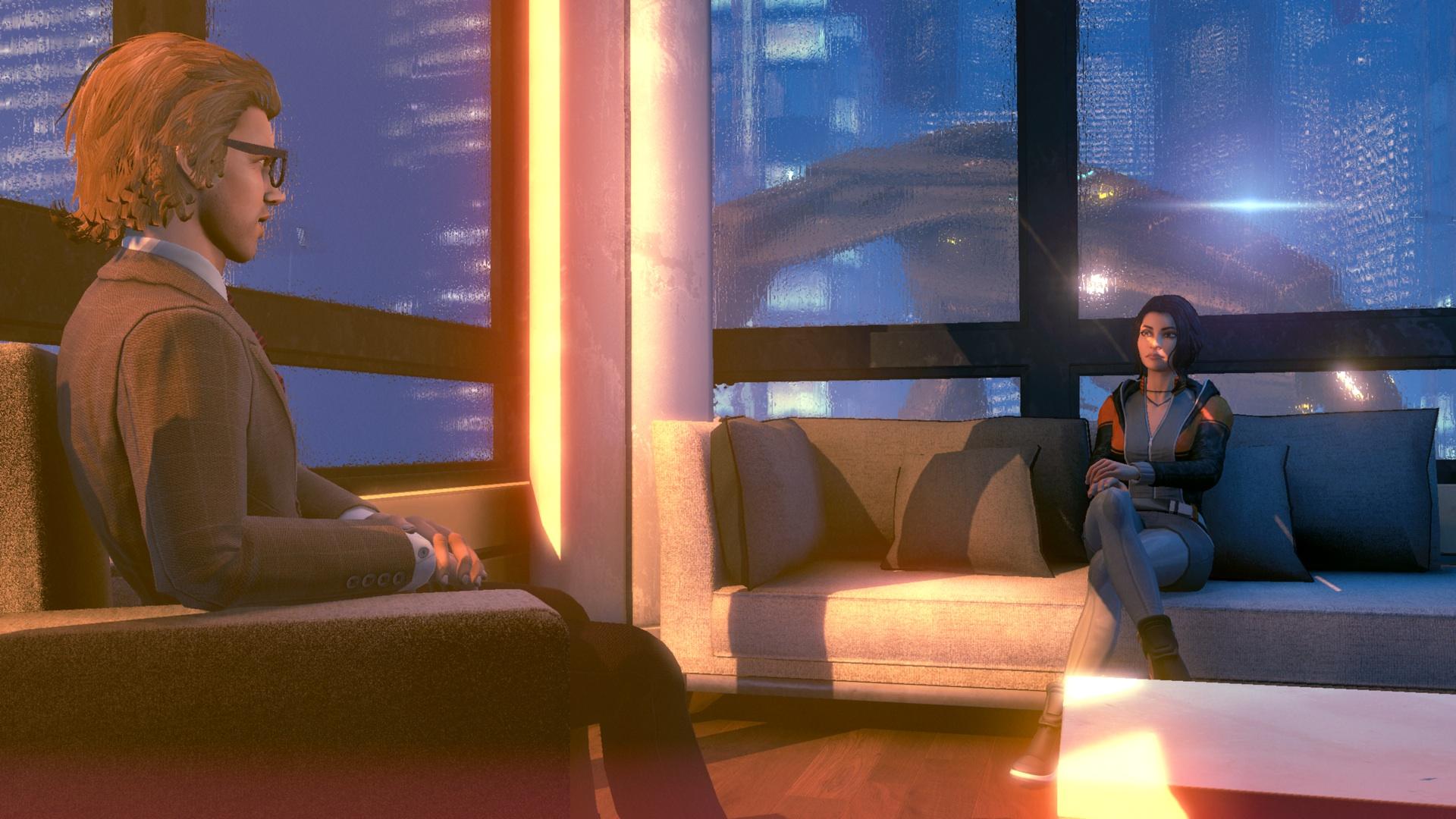Скриншот Dreamfall Chapters: Books 1-5 (2014) REPACK ОТ R.G. МЕХАНИКИ скачать торрент бесплатно