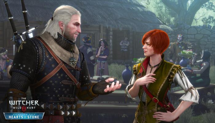 Скриншоты из игры Witcher 3: Wild Hunt - Hearts of Stone, The