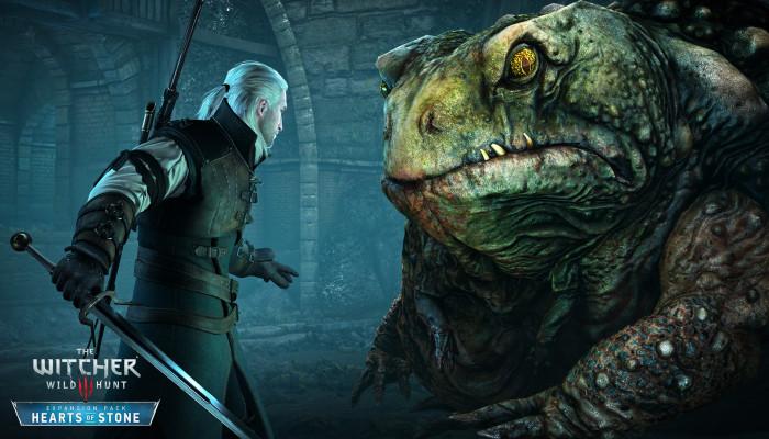 к игре Witcher 3: Wild Hunt - Hearts of Stone, The