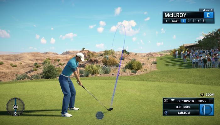 к игре Rory McIlroy PGA Tour