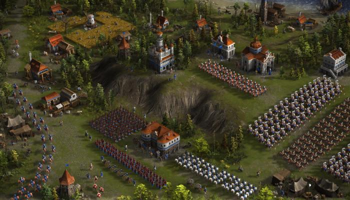 к игре Cossacks 3