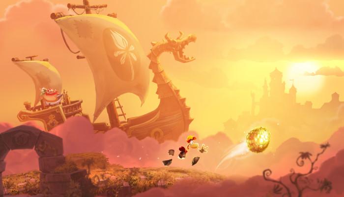 к игре Rayman Adventures