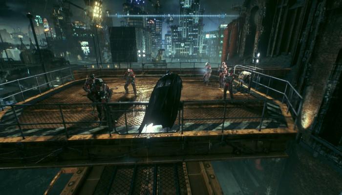 к игре Batman: Arkham Knight - Batgirl: A Matter of Family