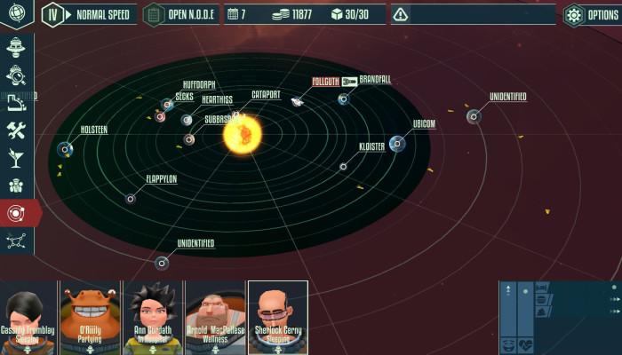 к игре Cosmonautica