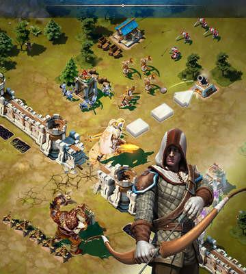 к игре Siegefall