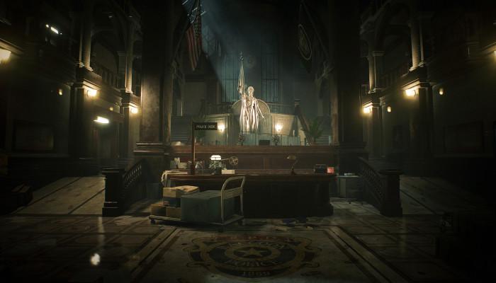 к игре Resident Evil 2 Remake