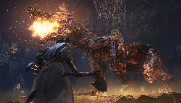 к игре Bloodborne: The Old Hunters