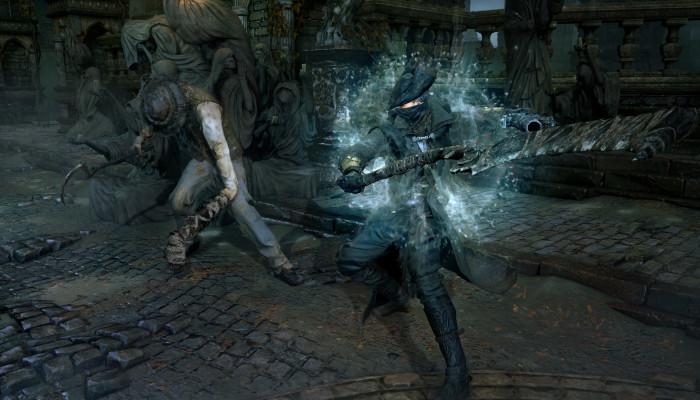 к игре Bloodborne: The Old Hunters