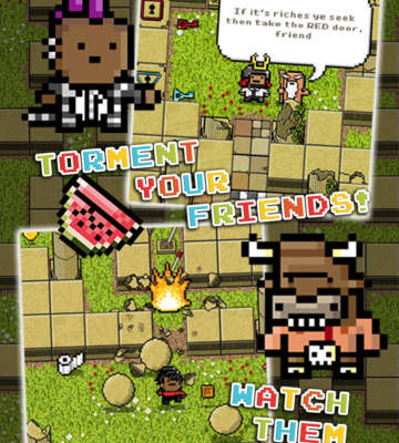 к игре Mazecraft