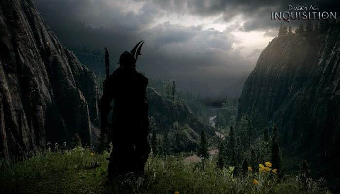 к игре Dragon Age: Inquisition - Trespasser