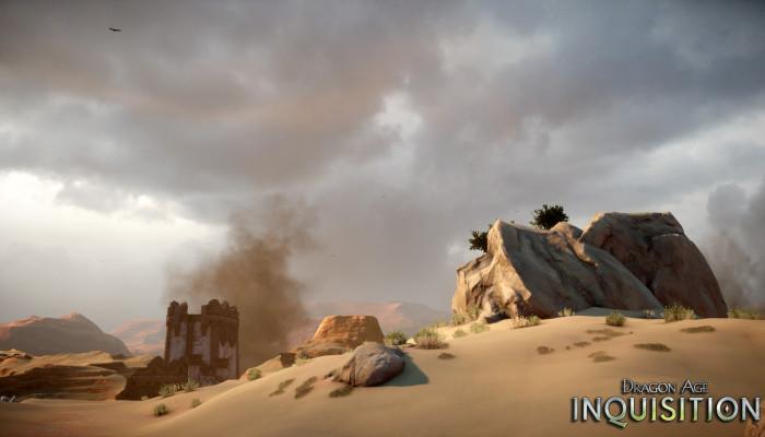 к игре Dragon Age: Inquisition - Trespasser