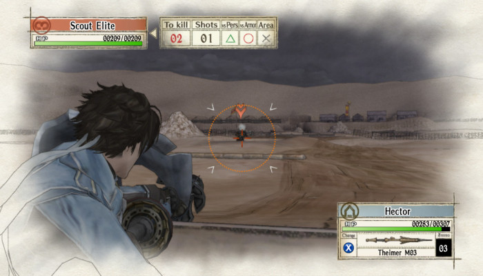 к игре Valkyria Chronicles