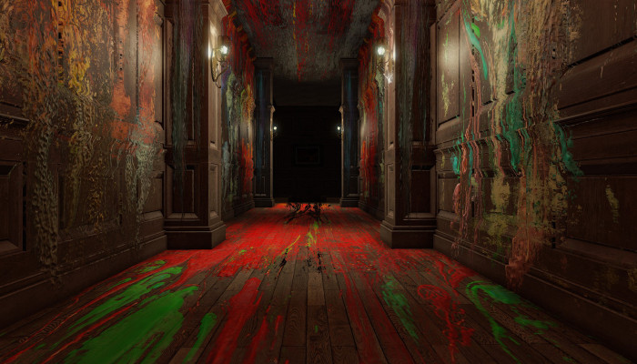 к игре Layers of Fear