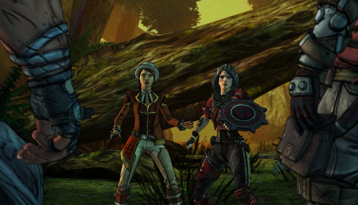 к игре Tales from the Borderlands: Episode Five - The Vault of the Traveler
