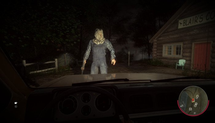 к игре Friday the 13th: The Game
