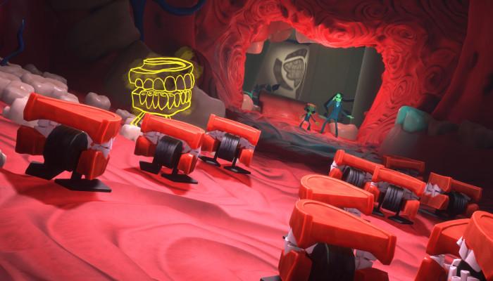 к игре Psychonauts 2
