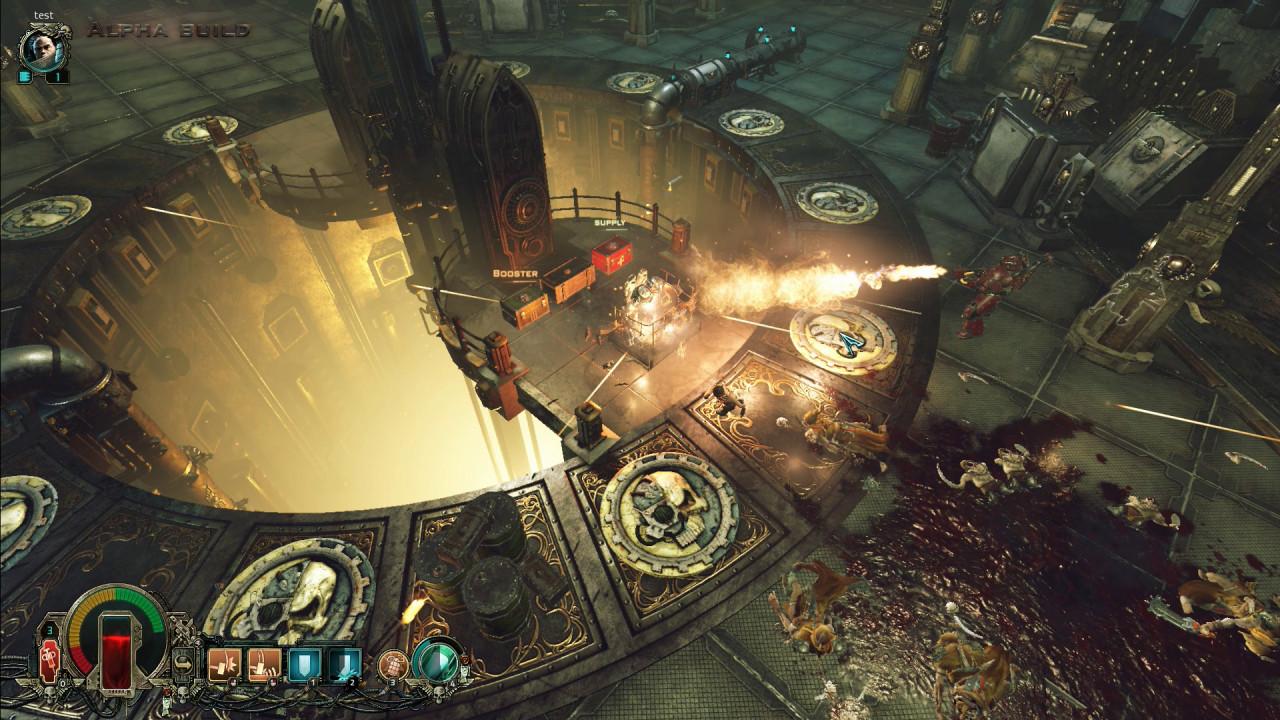 Warhammer 40000 dawn of war торрент.