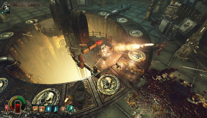 к игре Warhammer 40,000: Inquisitor - Martyr