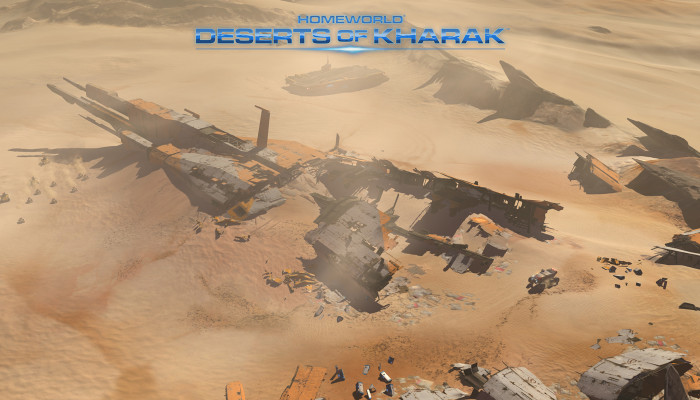 к игре Homeworld: Deserts of Kharak