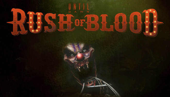 к игре Until Dawn: Rush of Blood