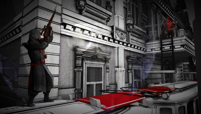 к игре Assassin's Creed Chronicles: Russia