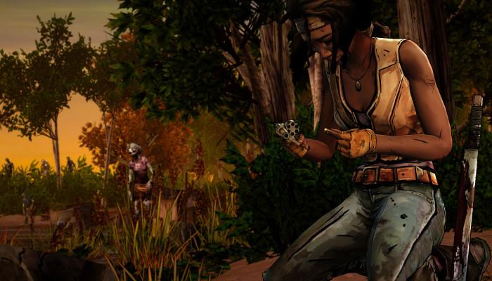 к игре Walking Dead: Michonne - Episode 3: What We Deserve, The