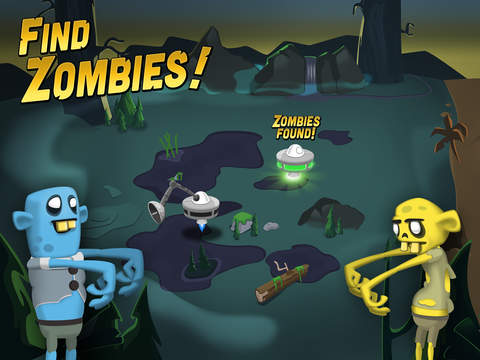 к игре Zombie Catchers