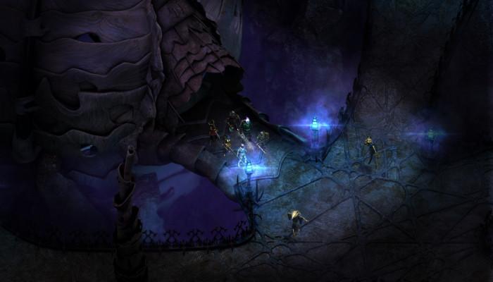 Скриншоты из игры Pillars of Eternity: The White March - Part 2