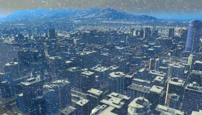 к игре Cities: Skylines - Snowfall