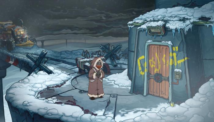 к игре Deponia Doomsday