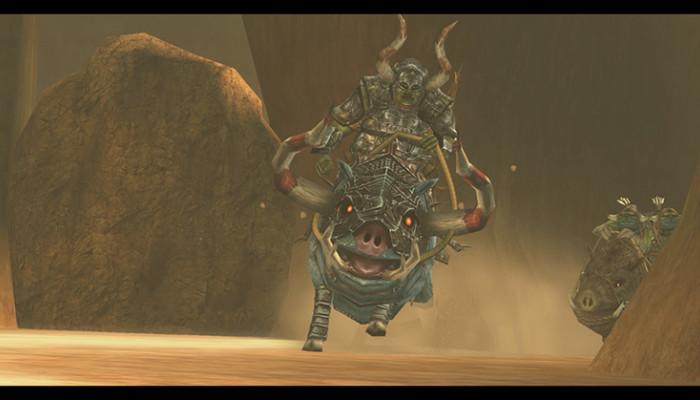 к игре Legend of Zelda: Twilight Princess HD, The