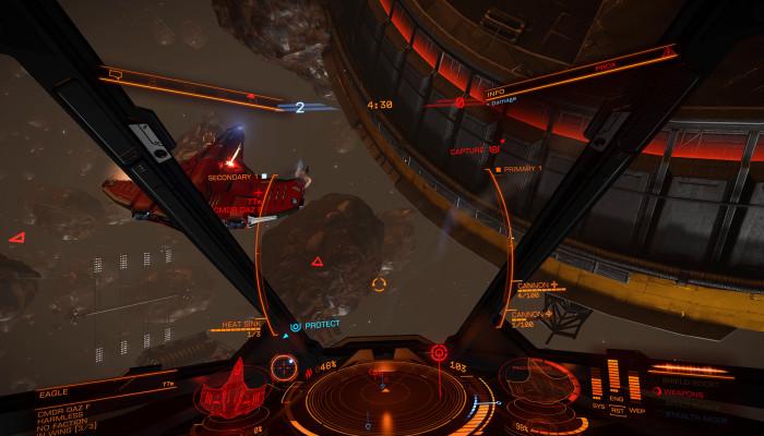 к игре Elite Dangerous: Arena