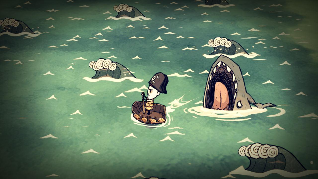 Don't starve shipwrecked скачать торрент бесплатно 170972.