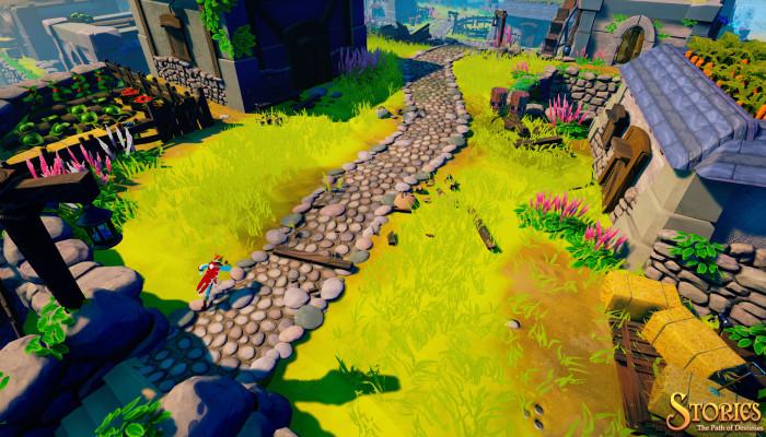 к игре Stories: The Path of Destinies