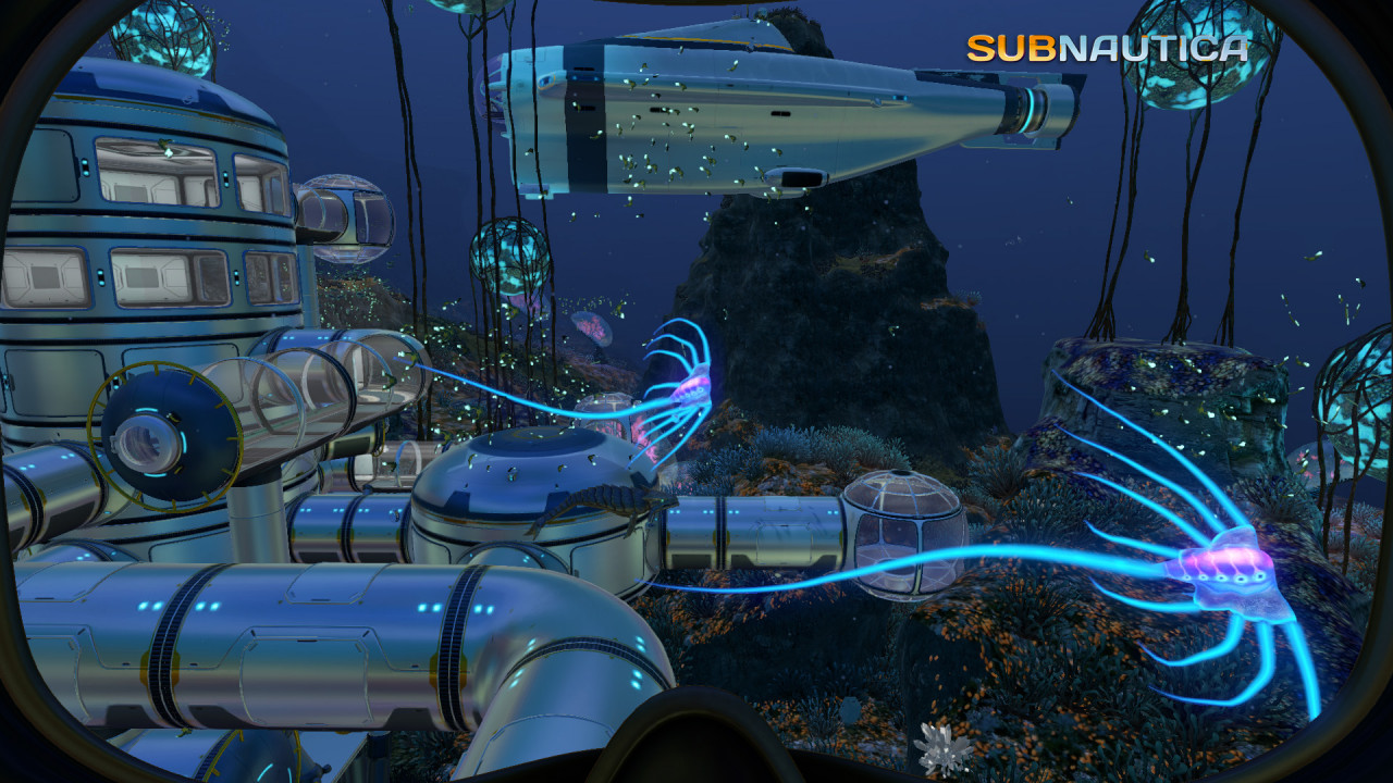Игры subnautica concept - d882