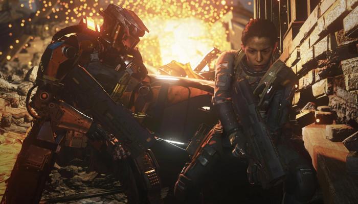 к игре Call of Duty: Infinite Warfare