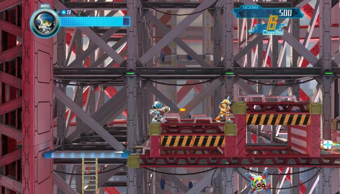 к игре Mighty No. 9