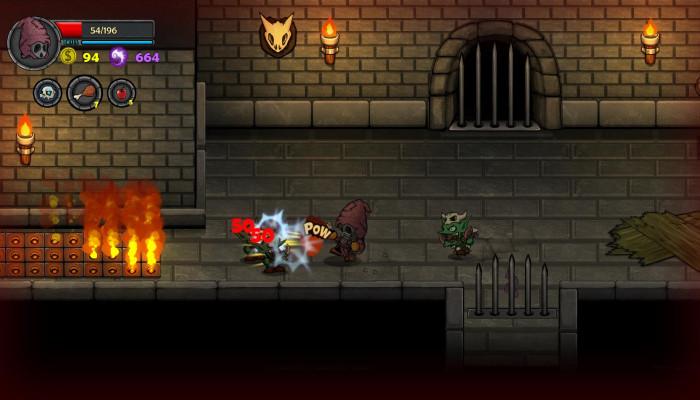 к игре Lost Castle