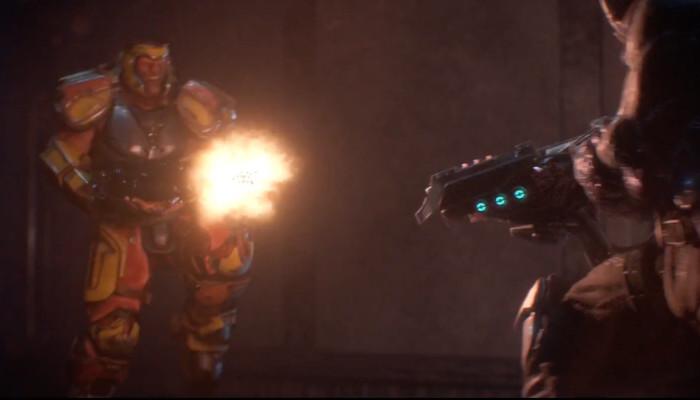 к игре Quake Champions