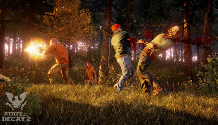 к игре State of Decay 2