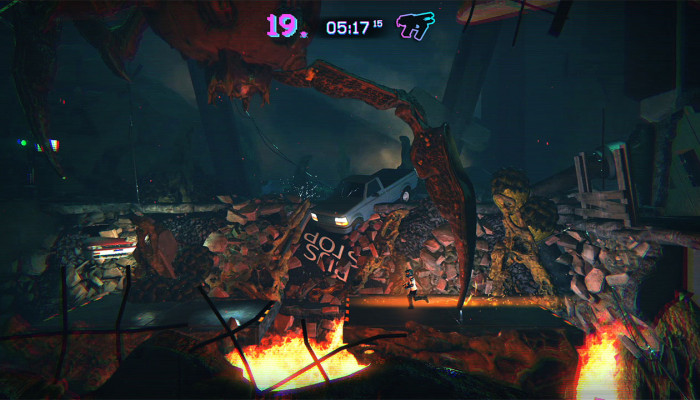 к игре Trials of the Blood Dragon