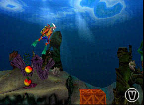 к игре Crash Bandicoot 3: Warped