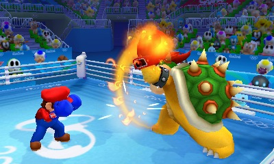 к игре Mario & Sonic at the Rio 2016 Olympic Games